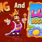 Cash King & Lucky Bugs Garden