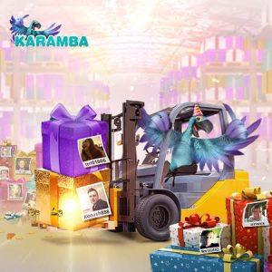 Karamba verjaardagscadeaus