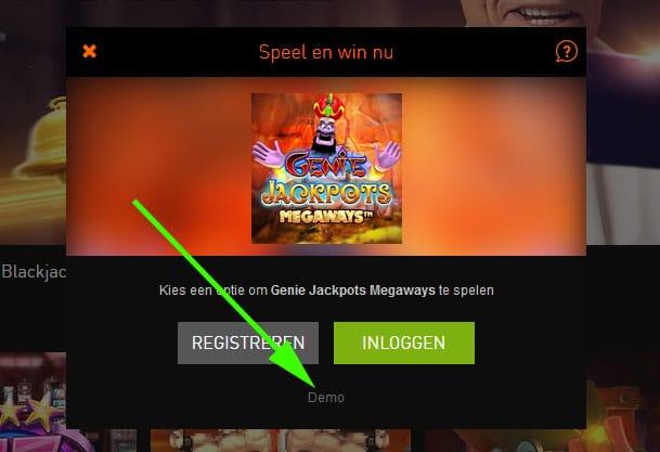 Zo start u een gratis spel bij Casino777.be